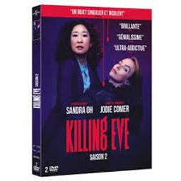 Killing Eve / Phoebe Waller-bridge. 2 | Waller-Bridge, Phoebe. Metteur en scène ou réalisateur