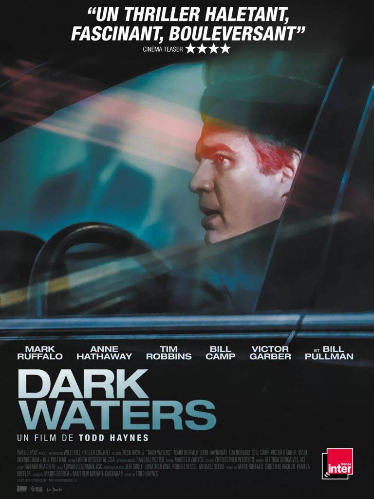 Dark waters / Todd Haynes | Haynes, Todd